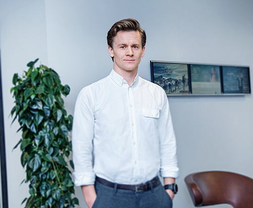 Søren Lyhne Damgård, Legal Counsel